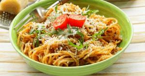 ספגטי בולונז לקטנטנים