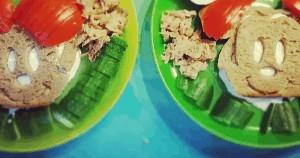 איך לגרום לקטנטנים לאכול - שימוש ביצירתיות בהכנת האוכל - פוסט שני בסדרה