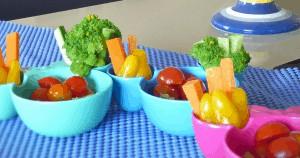 פוסט קייטנה - מתכון: ארוחת ערב קלה וצבעונית