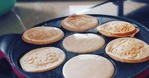 פוסט קייטנה - מתכון: פנקייק גבינה מושלם לקטנטנים