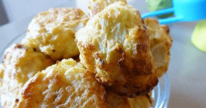 פוסט קייטנה - מתכון אורח: חטיפי כרובית ופנקו