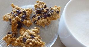 עוגיות שוקולד צ'יפס בריאות לקטנטנים