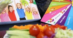 משחקים עם אוכל - משחקים יצירתיים שאיתם לומדים על אוכל בריא
