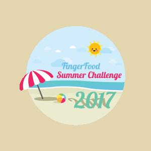 אתגר קיץ 2017 - Finger Food Summer Challenge