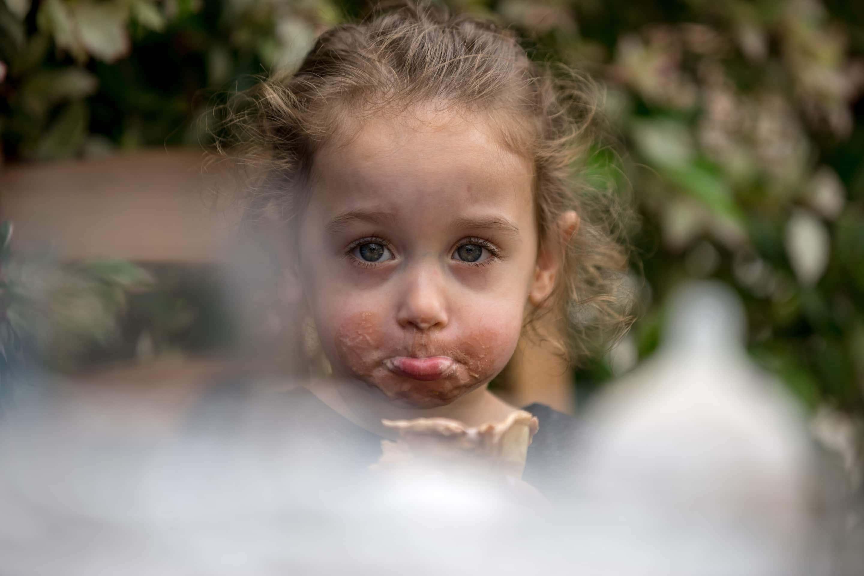 סרבנות אכילה אצל ילדים