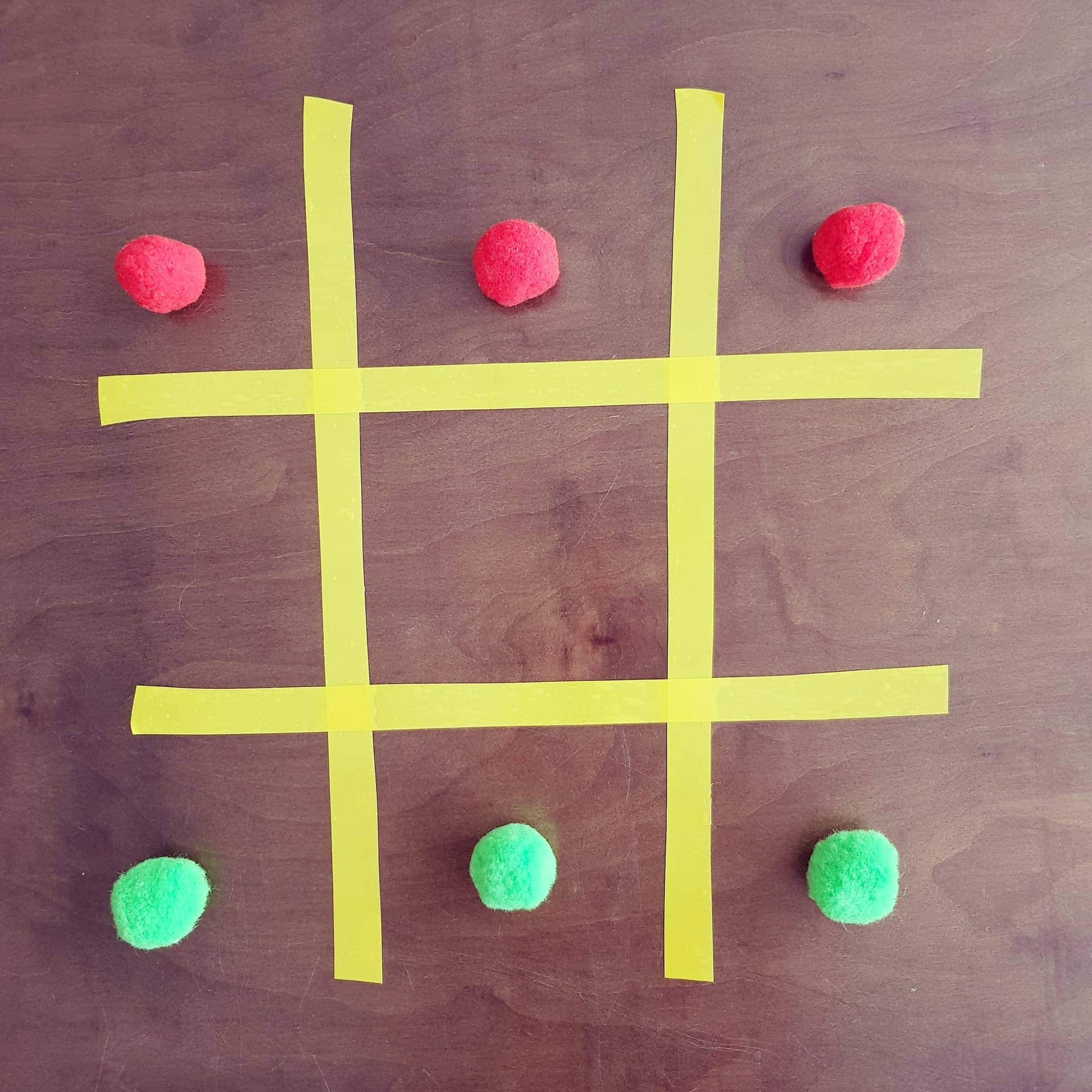 איקס עיגול - רעיונות לפעילויות חורף עם קטנטנים | צילום: מאיה גבע