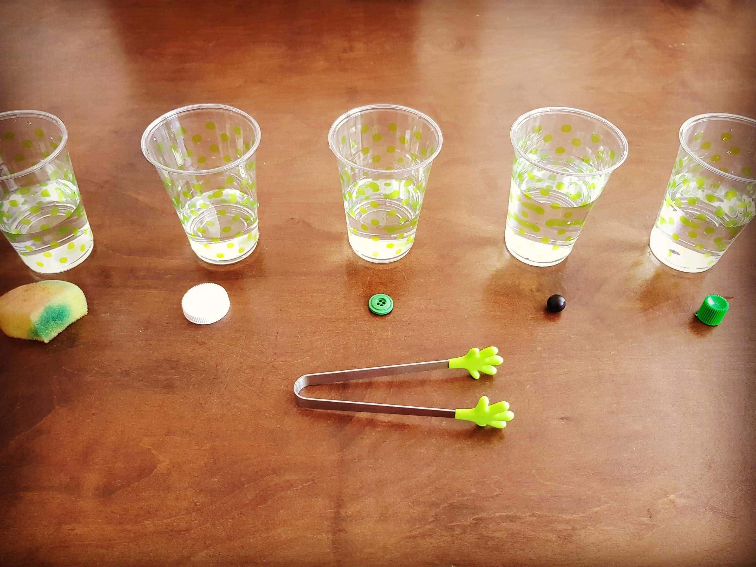 צף או שוקע - רעיונות לפעילויות חורף עם קטנטנים | צילום: מאיה גבע