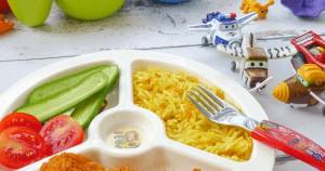 סט צלחות אוכל מומלצות לקטנטנים / Plate my Meal