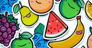 משחקי אוכל לקטנטנים - ללמוד על אוכל בריא בכיף