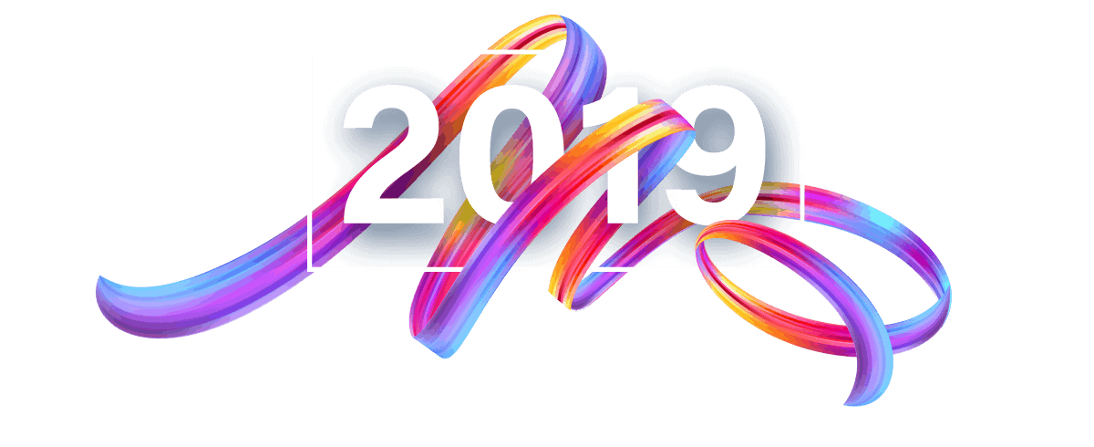 ברוכה הבאה שנת 2019