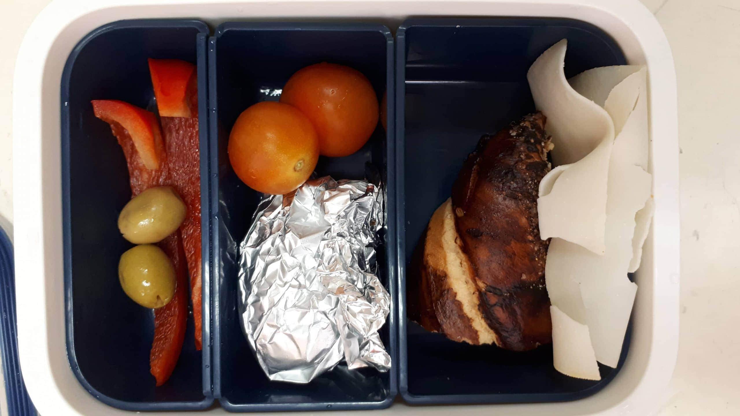 ארוחת עשר בכיתה א