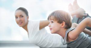 הרשימה: 13 רעיונות לכושר שאפשר לעשות בבית עם הילדים