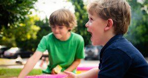 להיות הורים רגועים לאורך שנת הלימודים