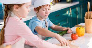 צילום: אילוסטרציה | מתכונים שילדים יכולים להכין לבד לארוחת ערב