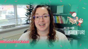 Studio Vlog 008 - החלטה משמעותית לקראת השנה החדשה