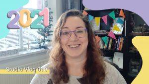 Studio Vlog 010 - סיכום שנת 2020 וסרטון אחרון לשנה